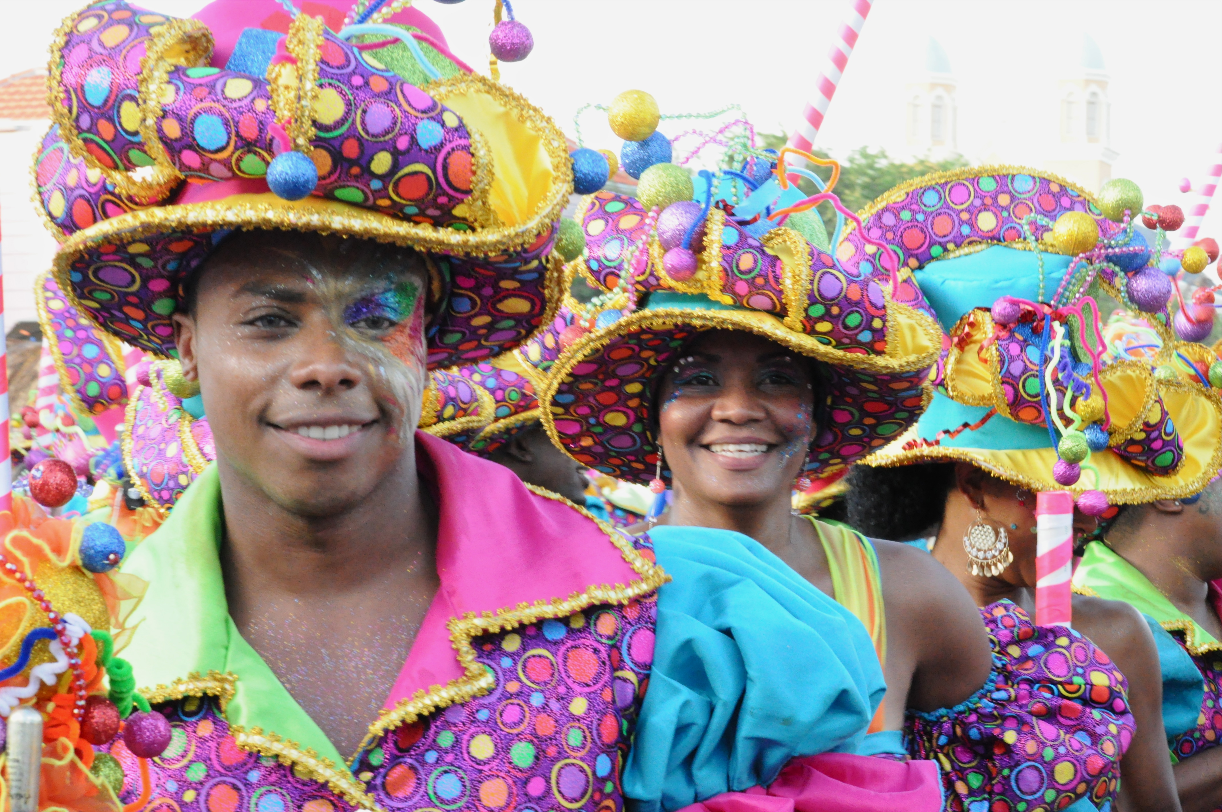 Foto carnaval curacao 2012 96